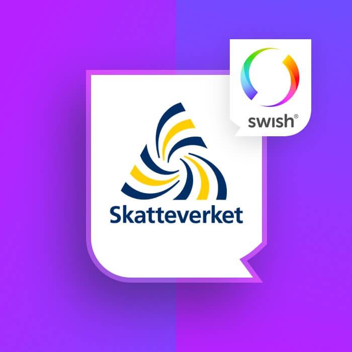 Swish enligt Skatteverket