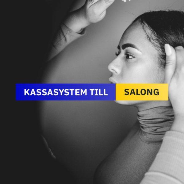 Kassasystem till Salong