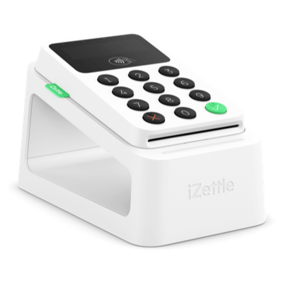 iZettle Card Reader 2 Vit