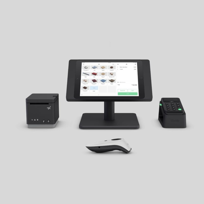 iZettle Store Kit – Retail - Svart