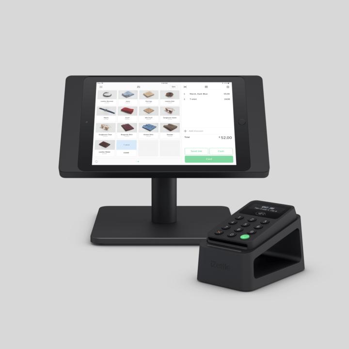 iZettle Store Kit – Mini - Svart