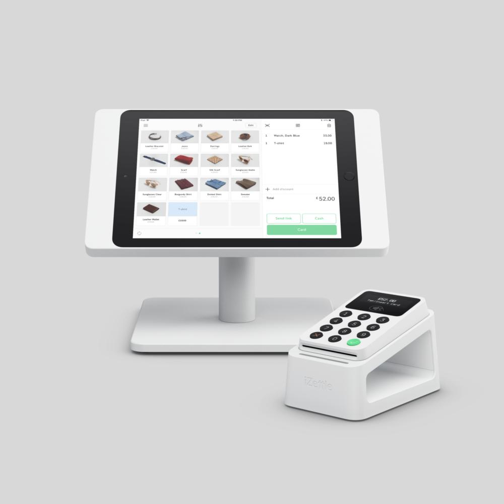 iZettle Store Kit – Mini - Vit