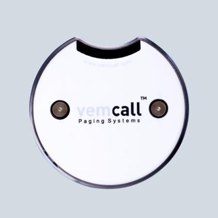 Serveringspuckar/restaurangpuckar Vemcall pager system 25st komplett paket