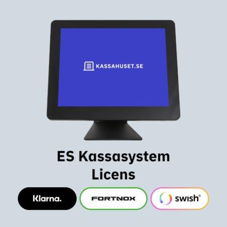 ES Kassasystem Licens