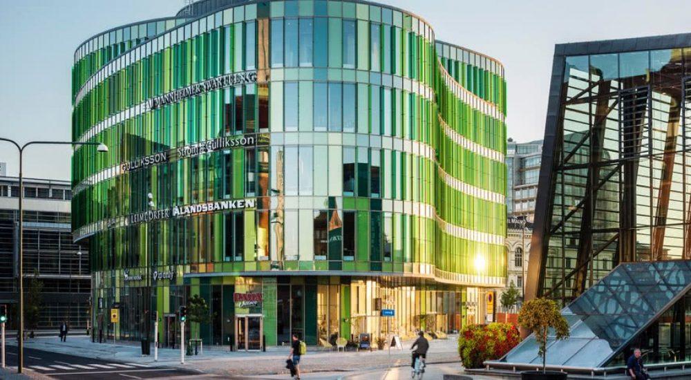 Glasvasen i Malmö